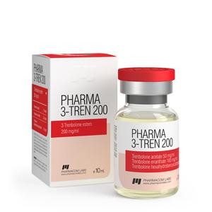 Acquistare Trenbolone Mix (Tri Tren) in Italia | Pharma 3 Tren 200 in linea