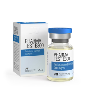 Acquistare Testosterone enantato in Italia | Pharma Test E300 in linea
