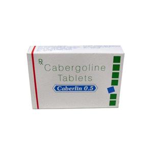 Acquistare Cabergolina (Cabaser) in Italia | Caberlin 0.5 in linea