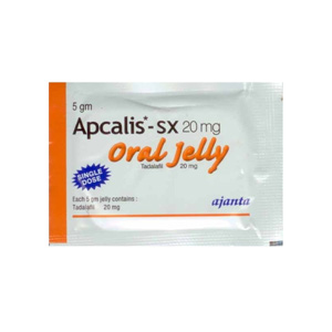 Acquistare Tadalafil in Italia | Apcalis SX Oral Jelly in linea
