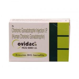 Acquistare HCG in Italia | Ovidac 5000 IU in linea