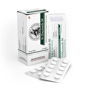 Acquistare Oxymetholone (Anadrol) in Italia | Magnum Oxymeth 50 in linea