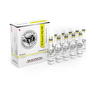 Acquistare Iniezione di Stanozolol (deposito di Winstrol) in Italia | Magnum Stanol-AQ 100 in linea