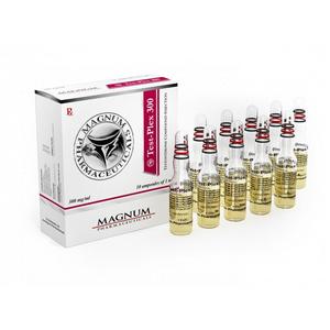 Acquistare Sustanon 250 (miscela di testosterone) in Italia | Magnum Test-Plex 300 in linea