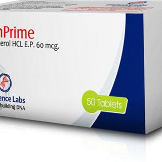 Acquistare Clenbuterol hydrochloride (Clen) in Italia | Klenprime 60 in linea