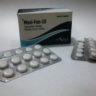 Acquistare Tamoxifene citrato (Nolvadex) in Italia | Maxi-Fen-10 in linea
