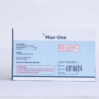 Acquistare Methandienone orale (Dianabol) in Italia | Max-One in linea