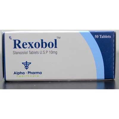 Acquistare Stanozolol orale (Winstrol) in Italia | Rexobol-10 in linea