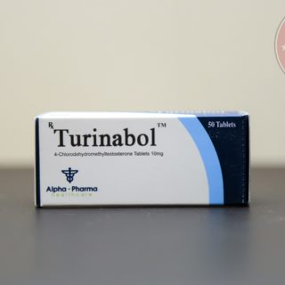 Acquistare Turinabol (4-Chlorodehydromethyltestosterone) in Italia | Turinabol 10 in linea