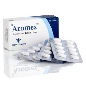 Acquistare Exemestane (Aromasin) in Italia | Aromex in linea