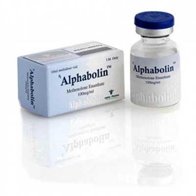 Acquistare Methenolone enanthate (deposito di Primobolan) in Italia | Alphabolin (vial) in linea