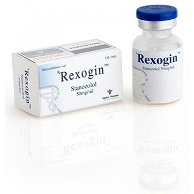 Acquistare Iniezione di Stanozolol (deposito di Winstrol) in Italia | Rexogin (vial) in linea