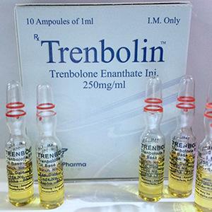 Acquistare Trenbolone enanthate in Italia | Trenbolin (ampoules) in linea