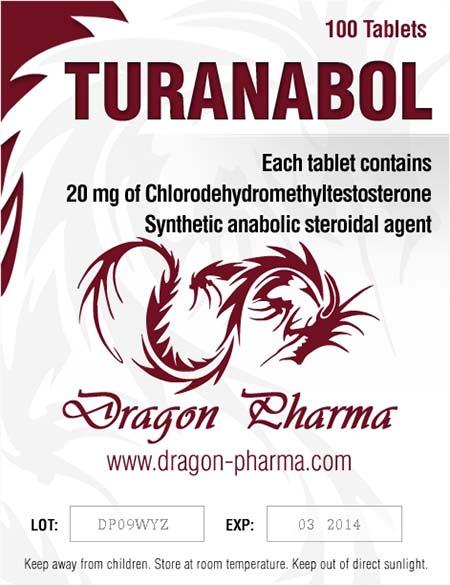 Acquistare Turinabol (4-Chlorodehydromethyltestosterone) in Italia | Turanabol in linea