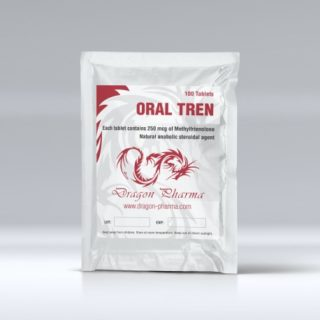 Acquistare Methyltrienolone (metil trenbolone) in Italia | Oral Tren in linea