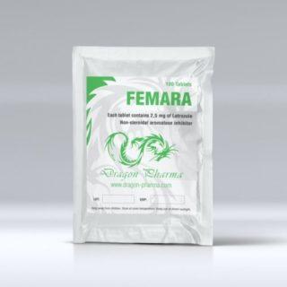 Acquistare letrozolo in Italia | FEMARA 2.5 in linea
